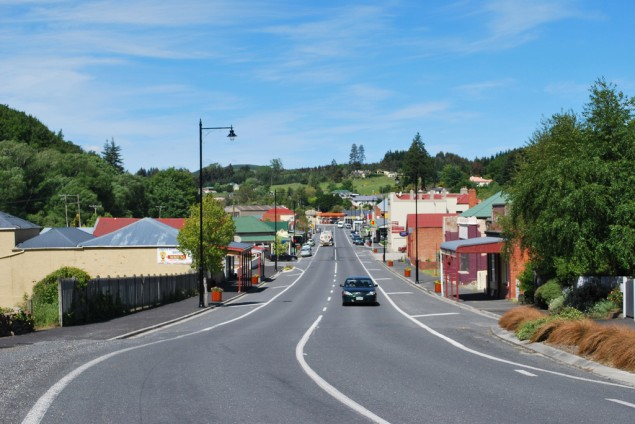 Lawrence, South Otago