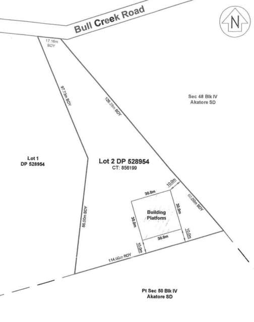 Lot 2, 432 Bull Creek Road, Glenledi