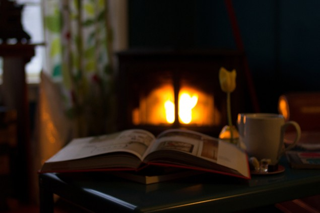 Six top tips: How to make your home feel warm