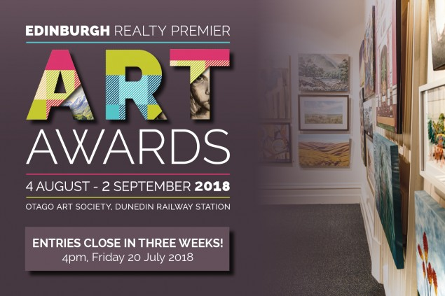 Edinburgh Realty Art Awards 2018: Entries close this month!