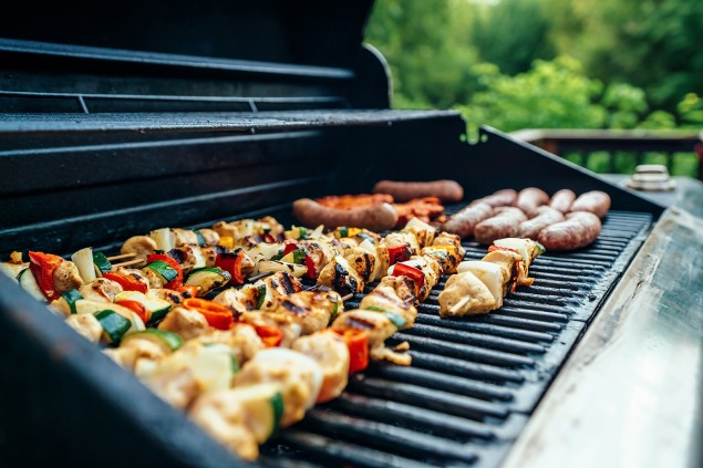 Six top tips for BBQ cooking