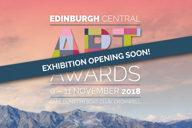 Edinburgh Central Art Awards – Exhibition opens next week!
