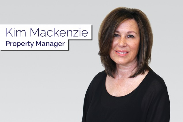 Introducing Kim Mackenzie