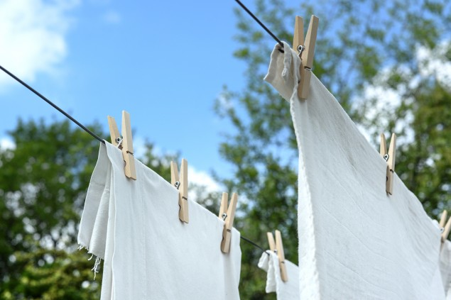 Six top tips for beating the laundry