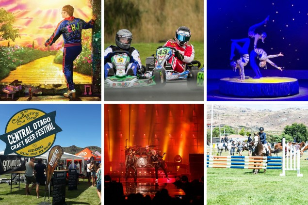 What's on: February in Otago