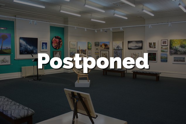 Art Awards: Postponed
