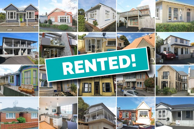 Our properties are renting – who manages yours?