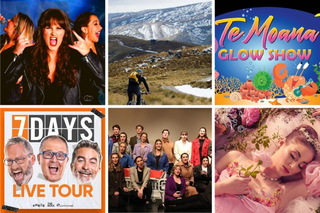 What's on this November in Otago