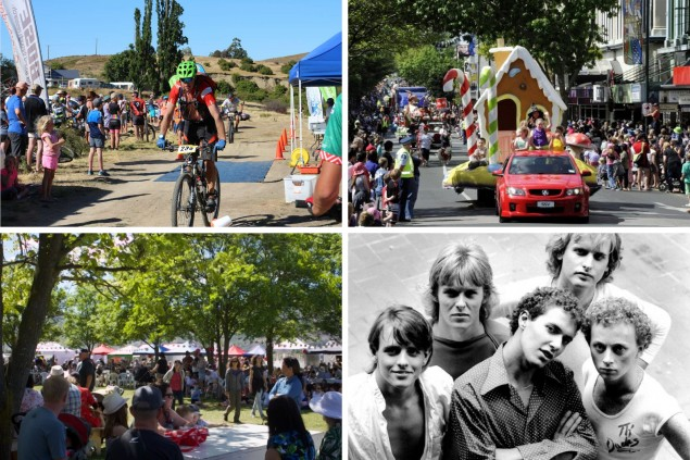 What's On this December in Otago